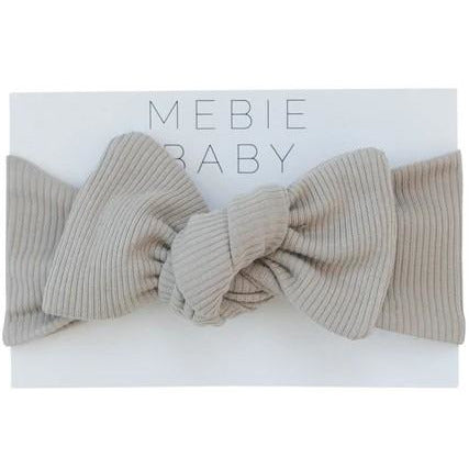 Mebie Baby Ribbed Head Wrap