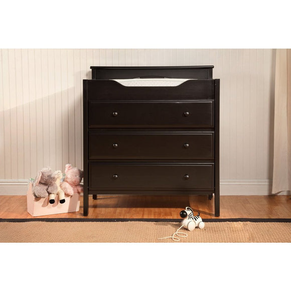 Davinci Jayden 3 Drawer Changer Dresser - Baby Laurel & Co.