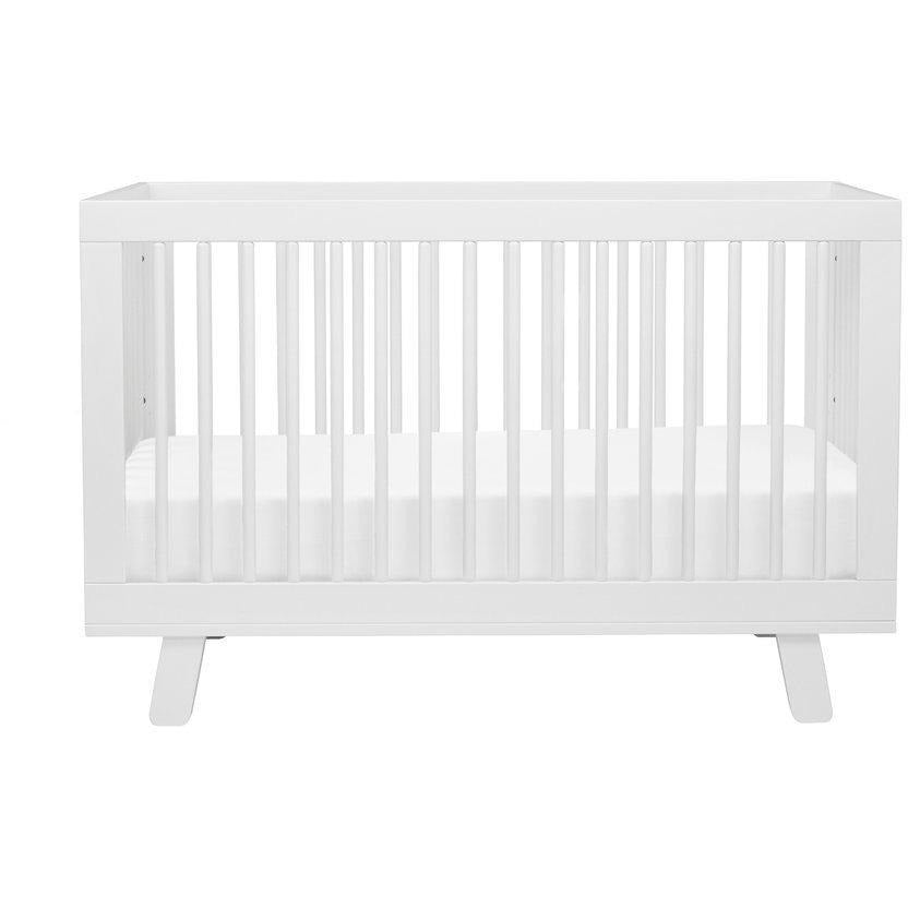 BabyLetto Hudson 3-in-1 Crib W/ Toddler Rail - Baby Laurel & Co.