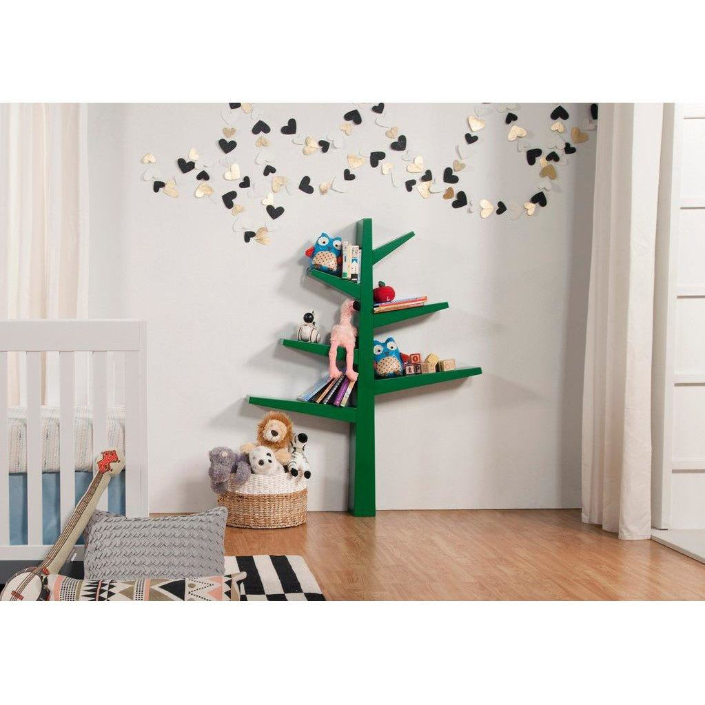 BabyLetto Spruce Tree Bookcase - Baby Laurel & Co.