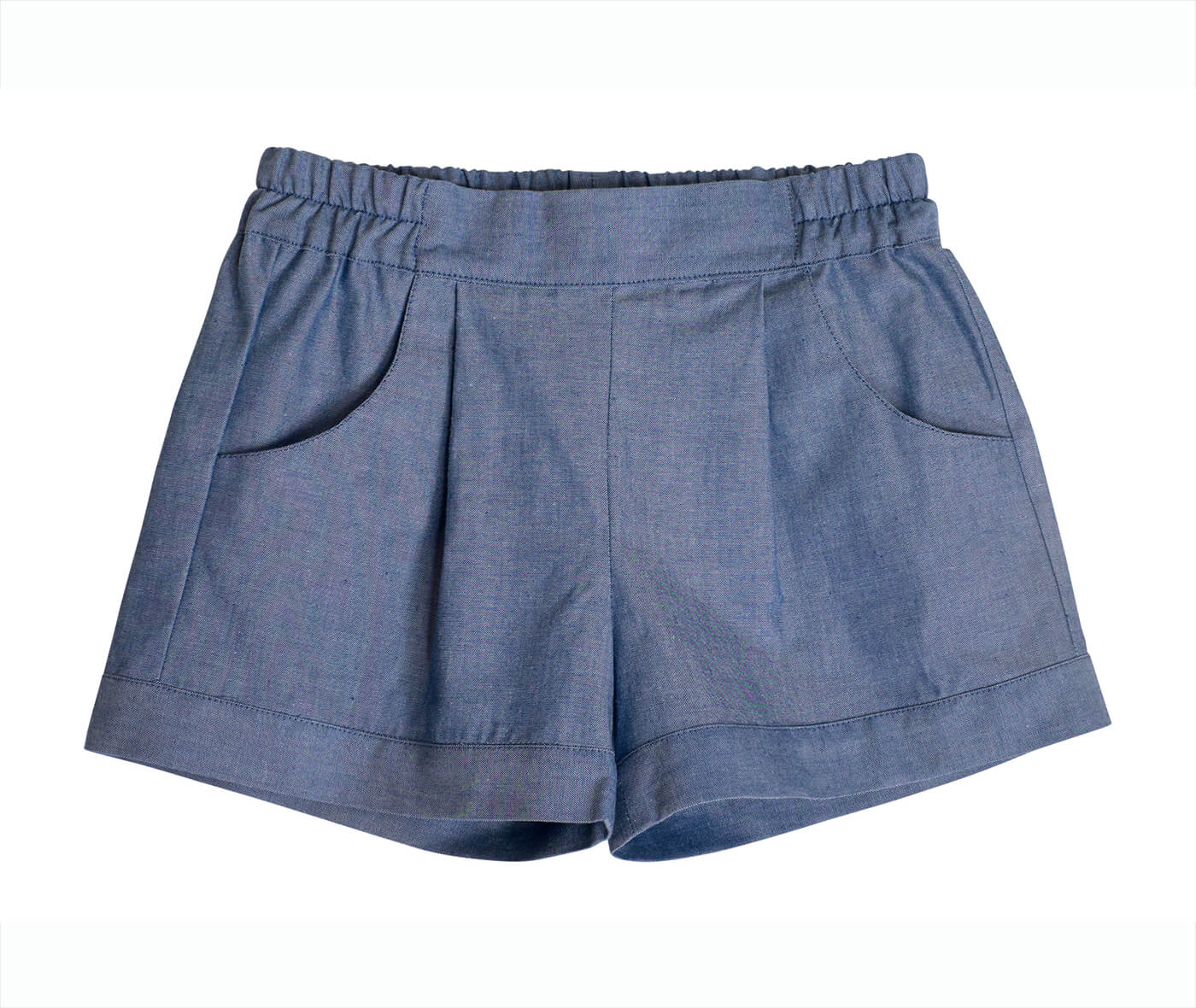 Short MARINELLA Chambray