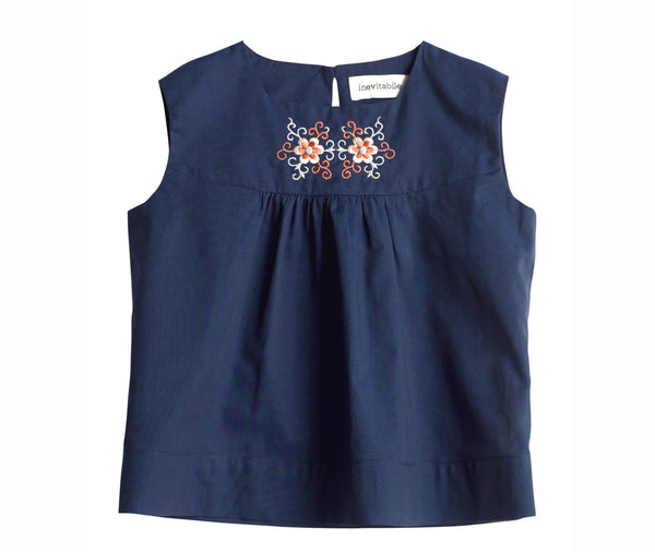 Blouse TIN HAU Marine