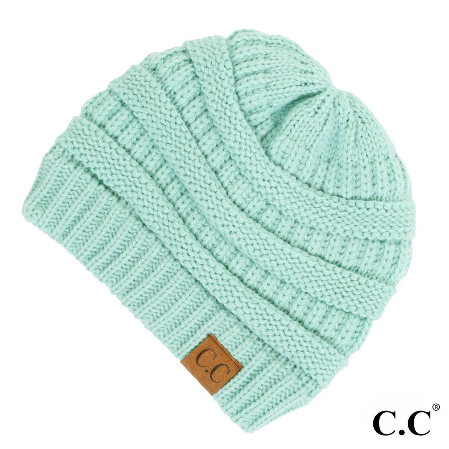 The Original CC Beanie in Mint