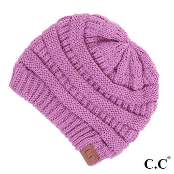 The Original CC Beanie in New Lavender