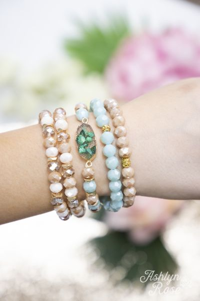 Sea & Sand So Put Together Bracelet Set