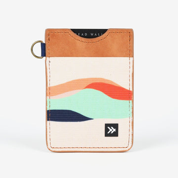 Thread Wallets® Tides Vertical Wallet