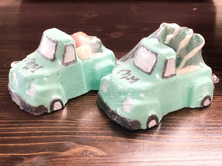 SGS Mint Exclusive Truck Bath Bomb