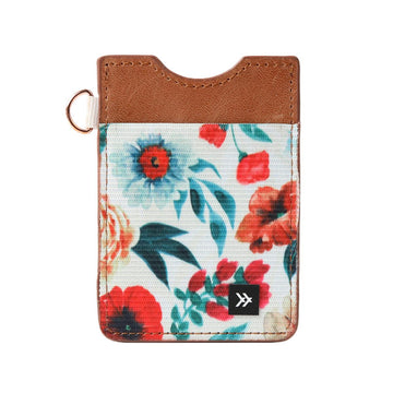 Thread Wallets® Carissa Vertical Wallet