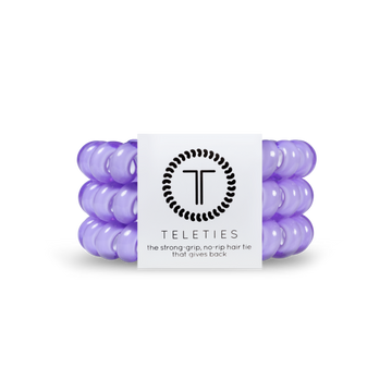 Teleties Set of 3 Small in Lilac