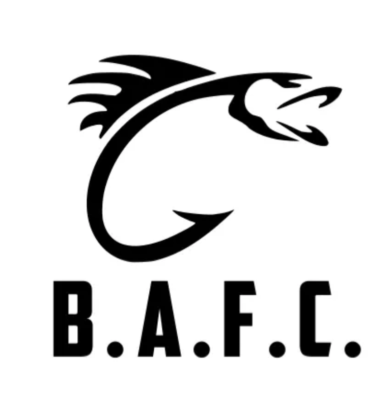 BAFC Hook Decal