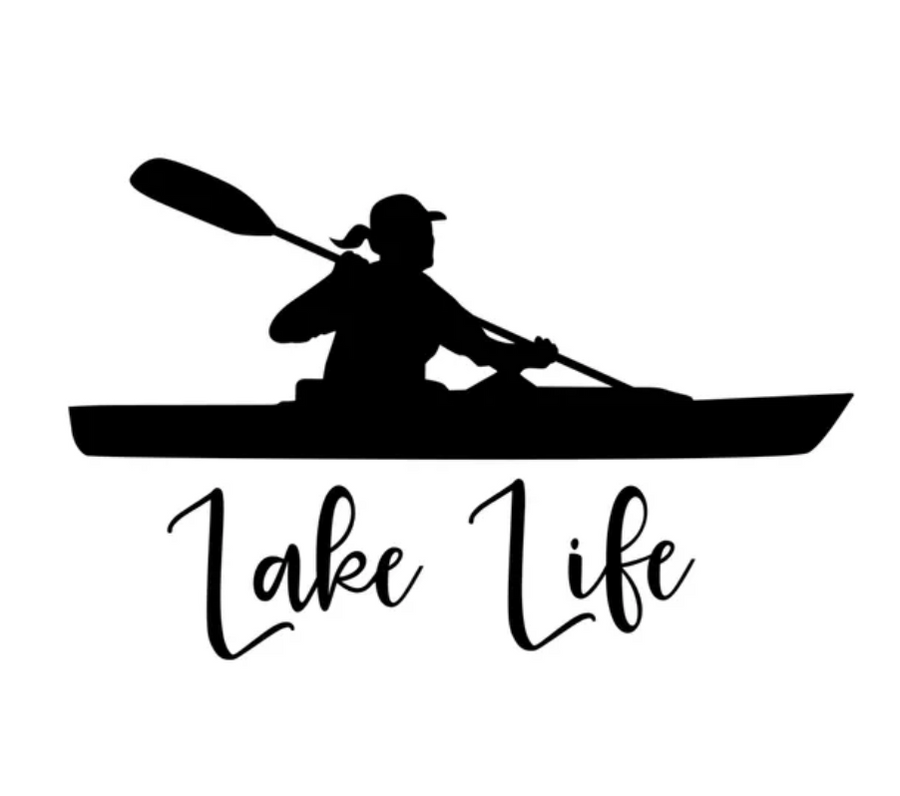BAFC Lake Life Decal