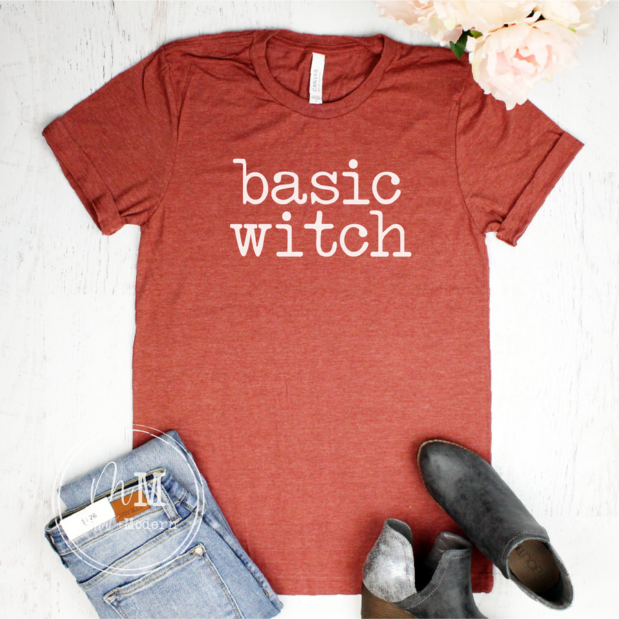 Basic Witch Shirt