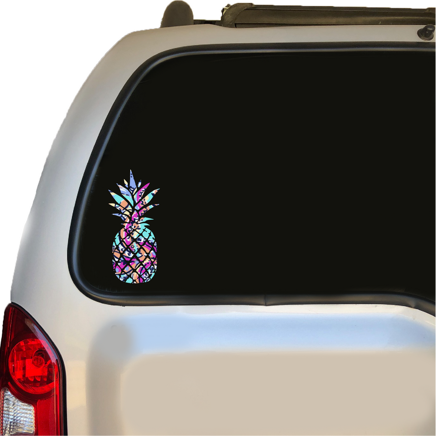 Tiny Pineapple Decal 3