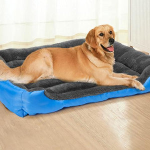 Warm Dog Bed - Waterproof & Stain Resistant
