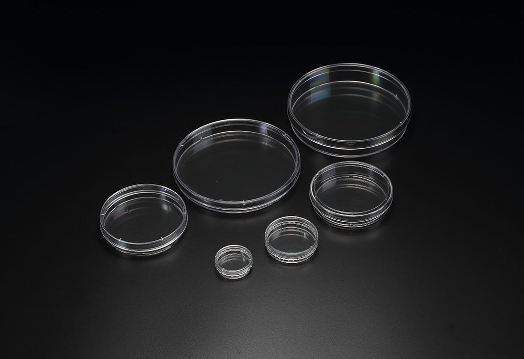 SPL Cell Culture Dish 60 x 15 mm, Polystyrene, External Grip for handling Sterile, RNase/DNase free, Non-Pyrogenic , Case of 500 - BiochromCorp