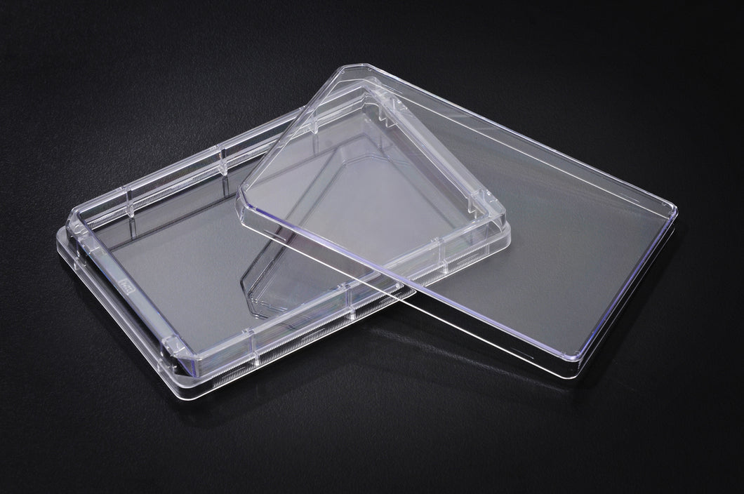 SPL Tray Plate, Ext dim 127.94 x 85.50 x 16.25mm ,Polystyrene, Sterile, 10 pack of 10 tray (Case of100) - BiochromCorp