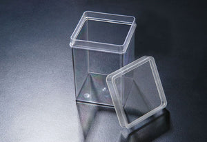 SPL Incu Tissue (square vessel for plant culture), PC, 72x72x100mm,Autoclavable, transparent - BiochromCorp