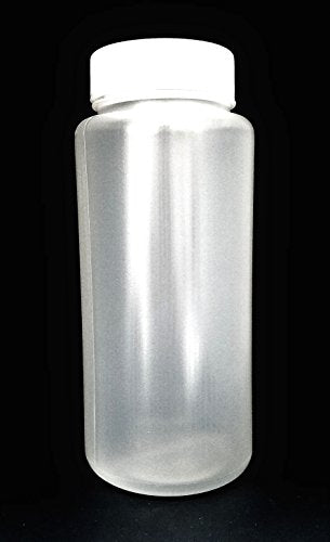 SPL Polypropylene Wide Mouth Reagent Bottle, 500ml Capacity,translucent, PP, Autoclavable Case of 48 - BiochromCorp