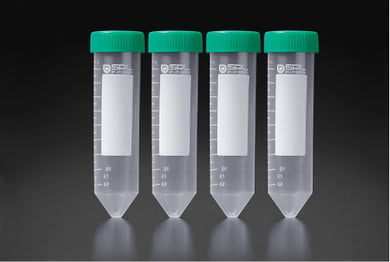 SPL Conical Centrifuge Tube HIGH SPEED,PP/HDPE, 40ml, 30x115mm, RCF 20000, 10/sleeve, Sterile to SAL 10-6, (Pack of 10) - BiochromCorp