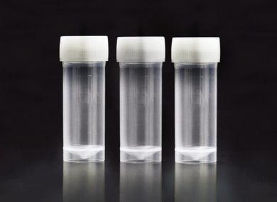SPL 20 ml Test Tube, PP/HDPE, 20ml, 25 x 73mm, Sterile to SAL 10-6, 25 Pack (50221) - BiochromCorp