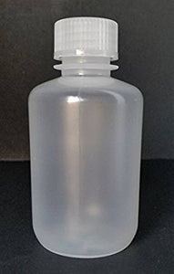 SPL 125 ml Narrow-Mouth Bottles, durable bottles for storing and handling liquid/solid , Polypropylene/Plastic (Pack x 12) - BiochromCorp