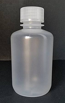 SPL 500 ml Narrow-Mouth Bottles, durable bottles for storing and handling liquid/solid , Polypropylene/Plastic (Pack x 12) - BiochromCorp