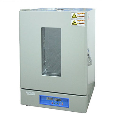 JISICO Gravity Convection Drying Oven. Capacity 72lts, Temp Ambient+10℃ ~ 180℃ Volt 110V 60 hz - BiochromCorp