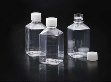 SPL 500ml Square Media bottle for Media, serum bottling or casual , Case of 48 - BiochromCorp