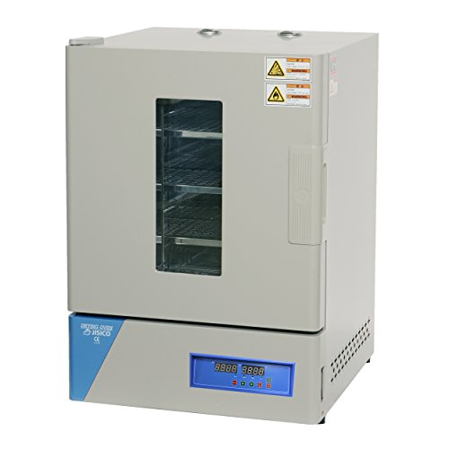 JISICO Gravity Convection Drying Oven. Capacity 91lts Temp Range: Ambient+10°C ~ 260 °C Voltage 110 Volt 60 Hz - BiochromCorp