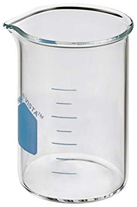Pyrex Vista 70000-100 Griffin Style Beakers, 100 mL EA 1