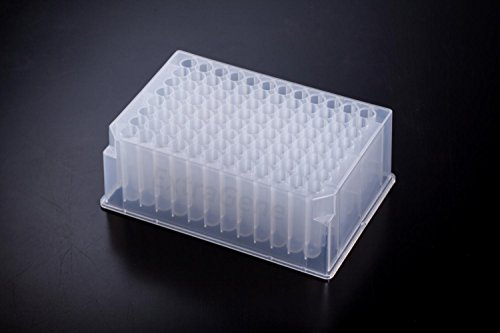 Extragene Deep 96 Well Plate, Round Bottom, Clear, Individual pack. Packing: 25EA/CS - BiochromCorp