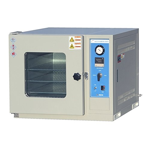 JISICO Vacuum Drying Oven. Indirect heating. Capacity 31lts 220 Volt 50-60 Hz - BiochromCorp