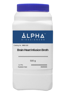 BRAIN HEART INFUSION BROTH (B02-113) - BiochromCorp