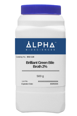 Brilliant Green Bile Broth 2% (B02-118) - BiochromCorp