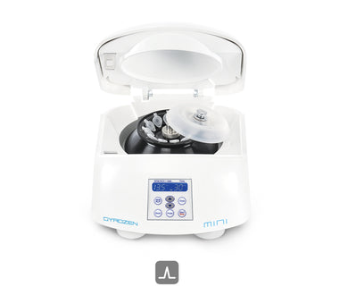 GZ-1312 Gyrozen Micro centrifuge air-cooling (White). Max speed 13,500rpm 12,300g.(110V, 50/60Hz) - BiochromCorp