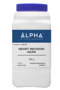HEART INFUSION AGAR (H08-100) - BiochromCorp