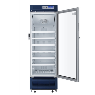 Haier Biomedical HYC-390 2-8°C Lab Refrigerator Glass Door, 890 L / 31.4 cu ft, 115V/60Hz - BiochromCorp
