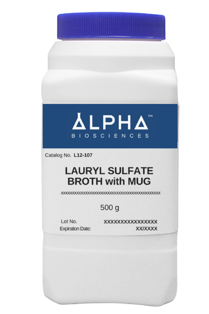 LAURYL SULFATE BROTH with MUG (L12-107) - BiochromCorp