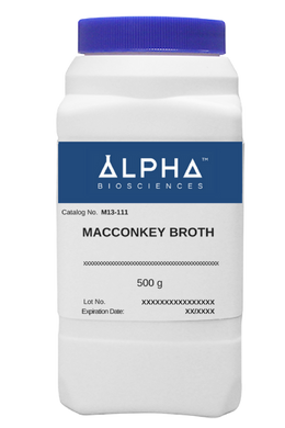 MacConkey Broth (M13-111) - BiochromCorp