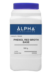PHENOL RED BROTH BASE (P16-104) - BiochromCorp