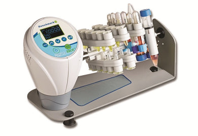BenchMark R4040 RotoBot Mini Programmable Rotator, includes tube holders for 12x1.5ml, 2x15ml and 2x50ml 115 Volt - BiochromCorp