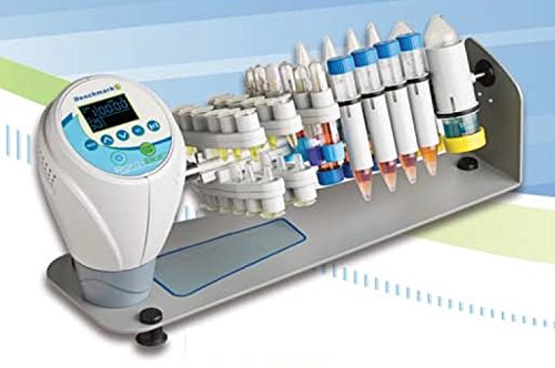 BenchMark R4045 RotoBot Programmable Rotator, includes tube holders for 30x1.5ml, 8x15ml and 2x50ml - BiochromCorp