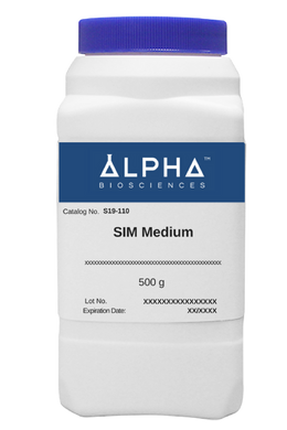 SIM Medium (S19-110) - BiochromCorp