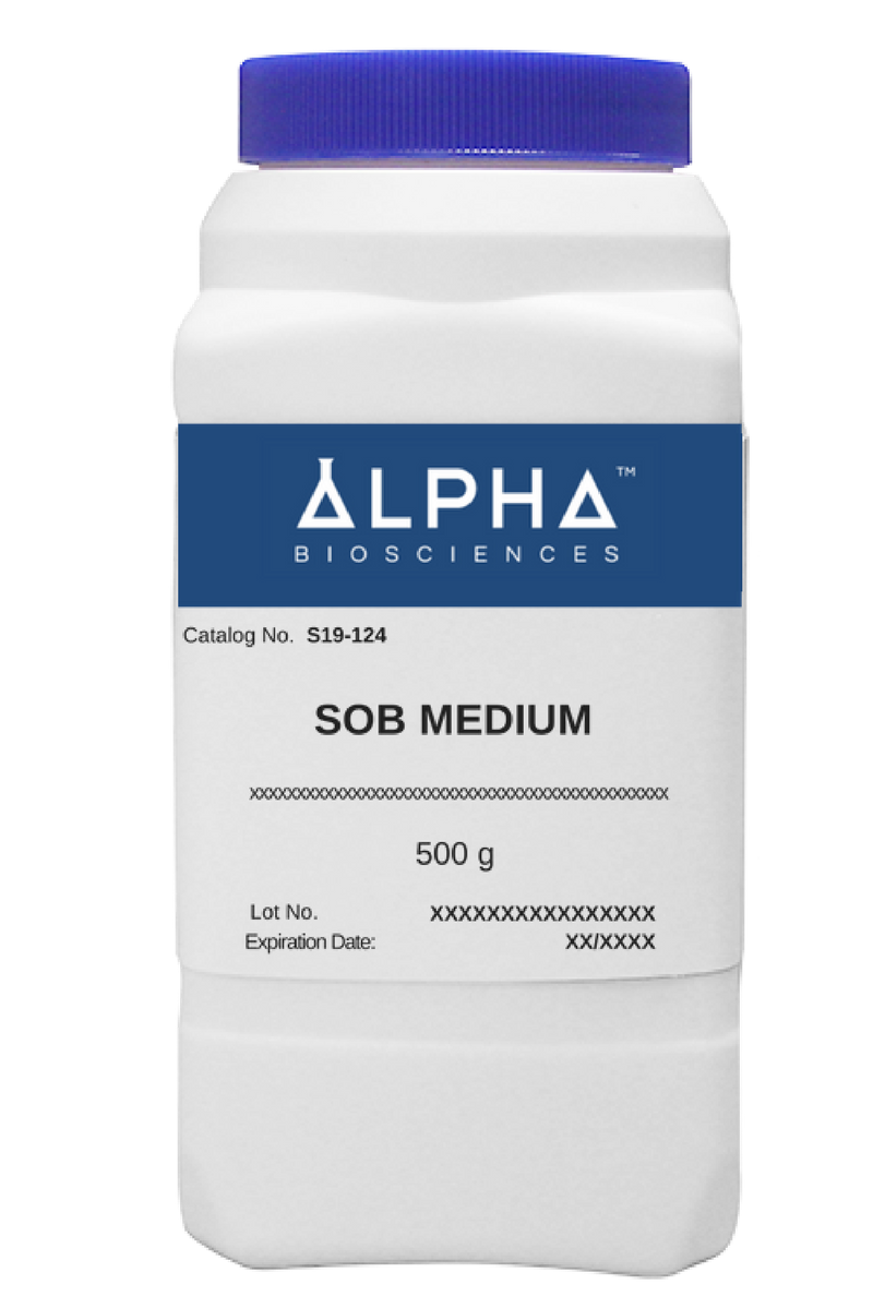 SOB Medium (S19-124) - BiochromCorp