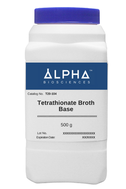 Tetrathionate Broth Base (T20-104) - BiochromCorp