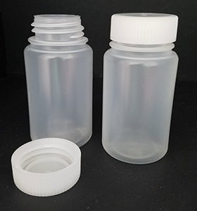 SPL LIFESCIENCES 125 ml Wide Mouth Bottle for UNIVERSAL USES ,translucent, PP, Case of 500 - BiochromCorp