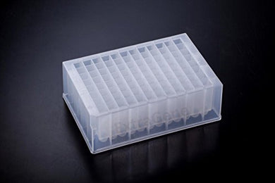 Extragene Deep 96 Well Plate, Square well, Clear, Individual pack. Packing: 25EA/CS or 4EA - BiochromCorp