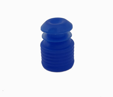 Test tube cap, diameter 11mm, blue, Bag of 500 - BiochromCorp