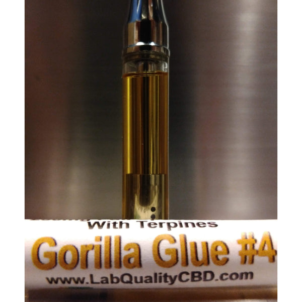250mg Full Spectrum CBD Oil Cartridge-Lab Quality CBD