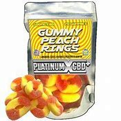 1000mg Platinum x CBD Gummy rings